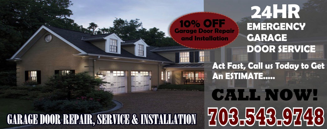 Garage Door Repair Herndon VA (703)543-9748